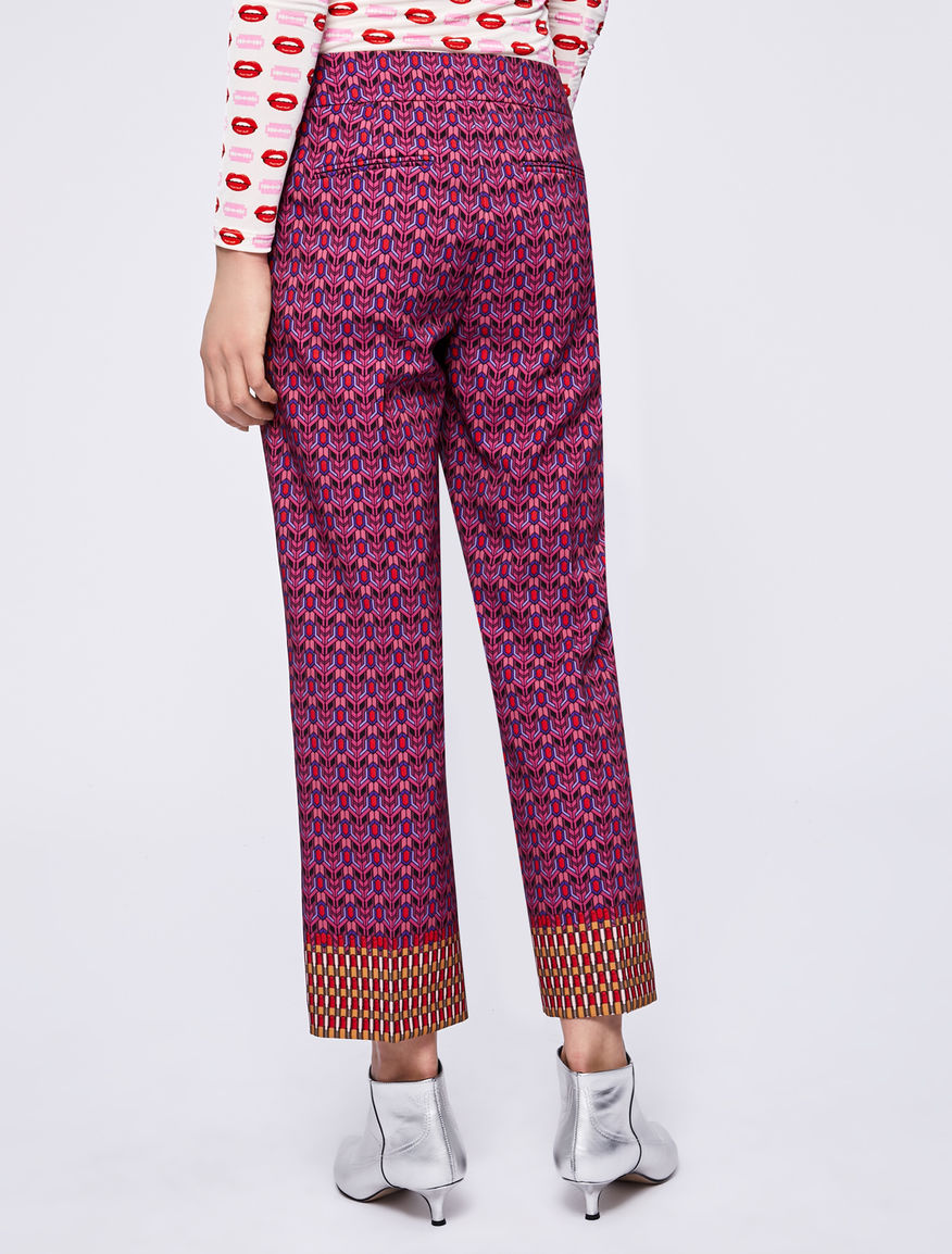 BEAUTYLOGIA trousers Marella