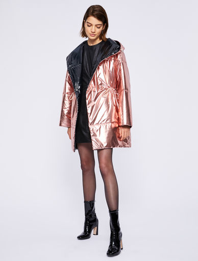 THINDOWN metallic quilted jacket Marella