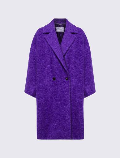 Manteau en mohair Marella