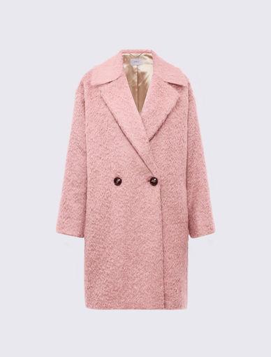 Mohair coat Marella
