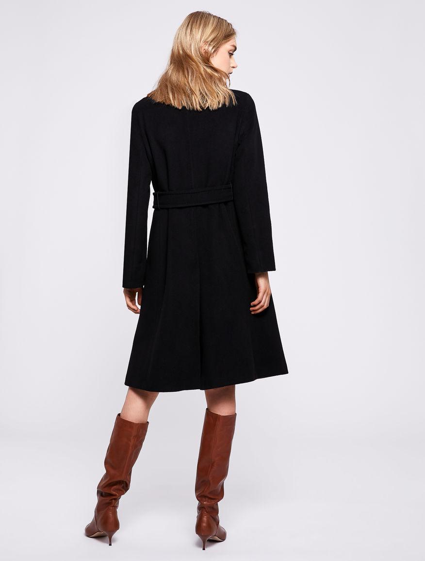 Cashmere coat Marella