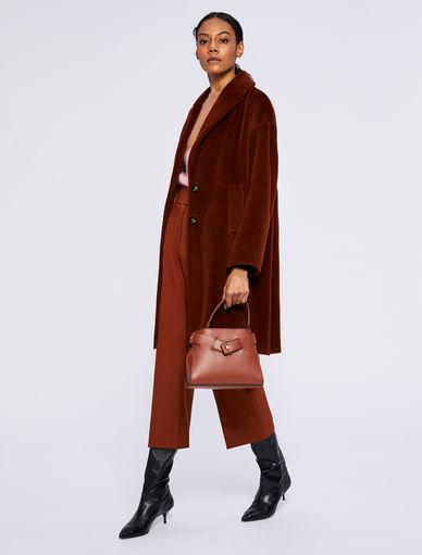 Mantel aus Alpaka Marella
