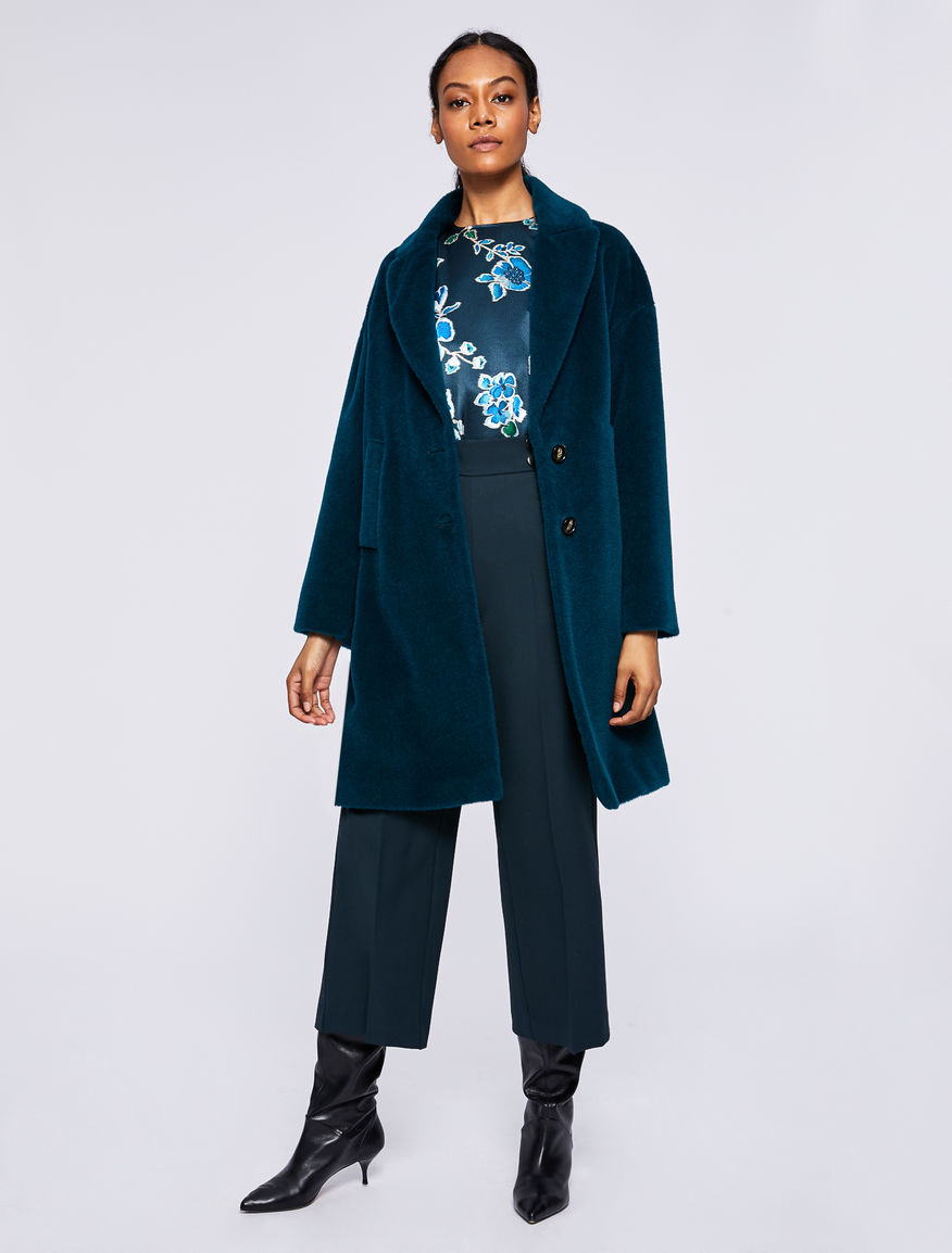 Alpaca wool coat Marella