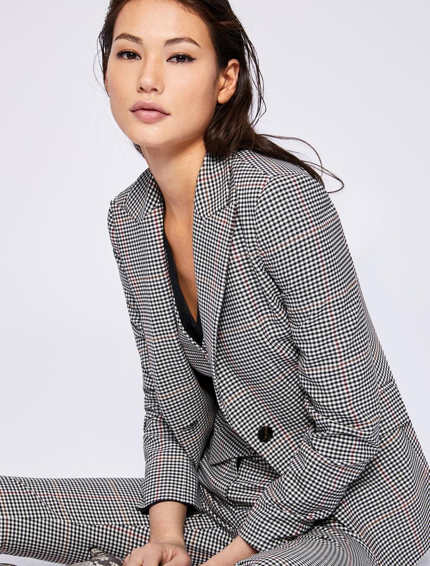 Single-breasted blazer Marella
