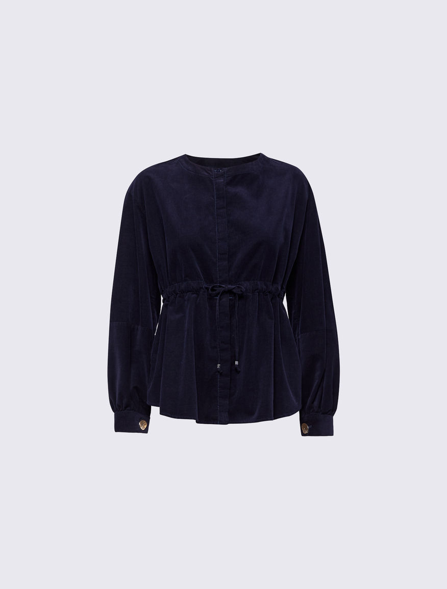 Velvet jacket Marella