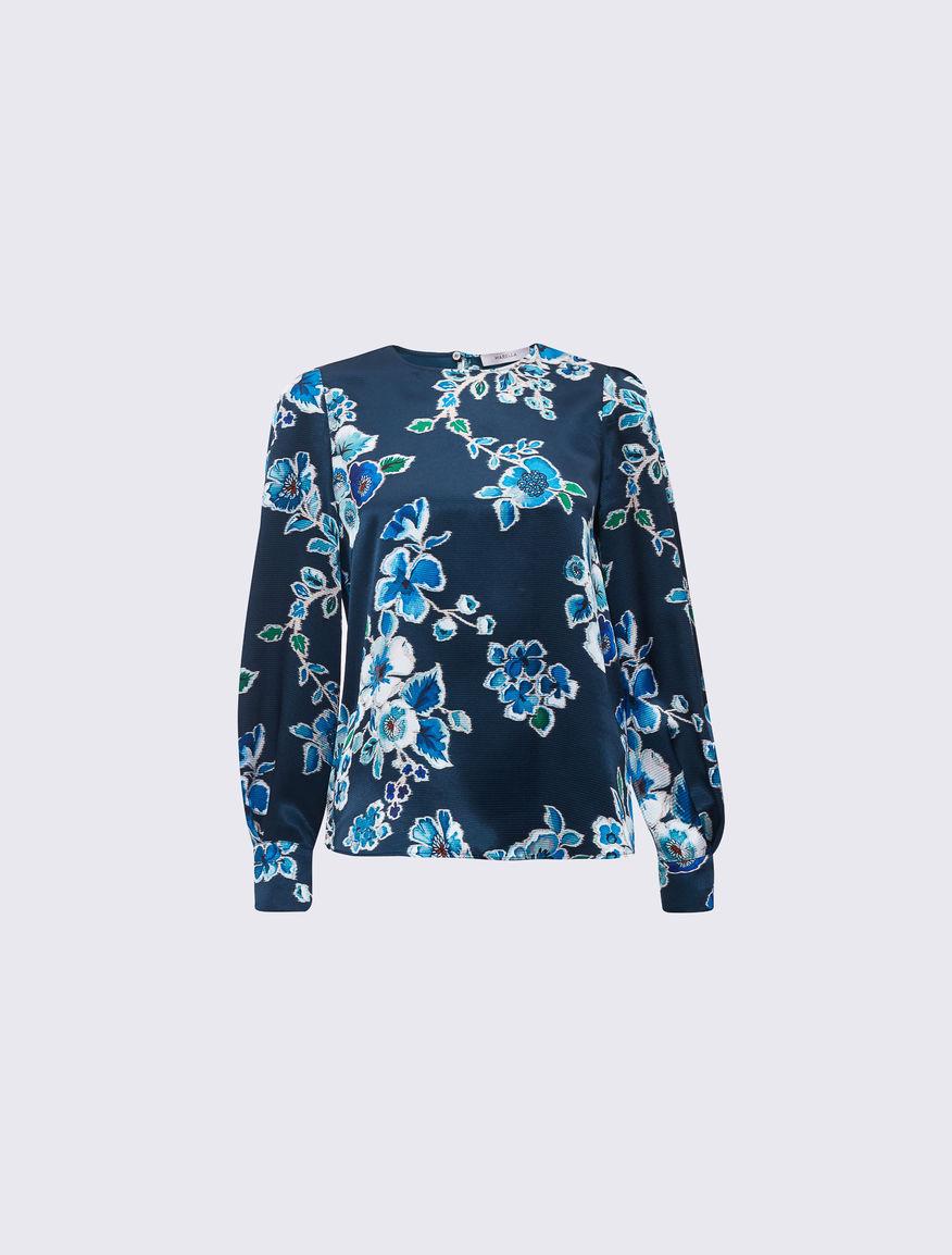 Floral print blouse Marella