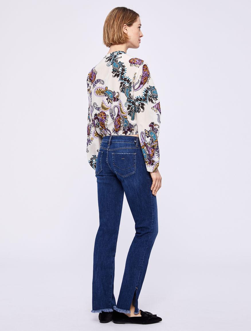 Silk bomber jacket Marella