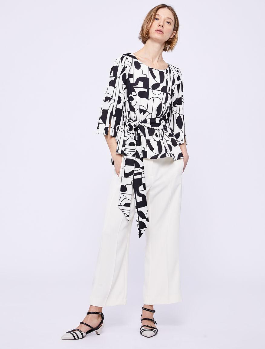 LW x ART.365 blouse Marella