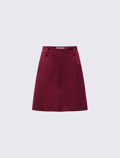 Shorts in satin Marella