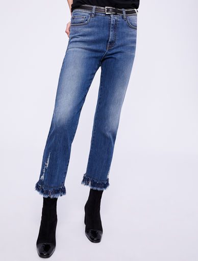 Ausgefranste Jeans Marella