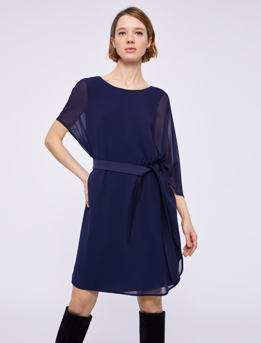 Satin dress Marella