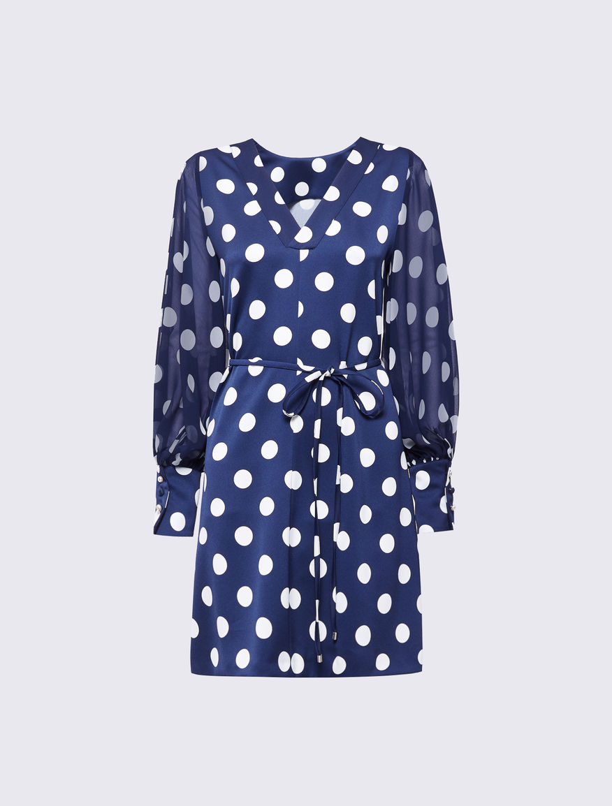 Polka dot dress Marella