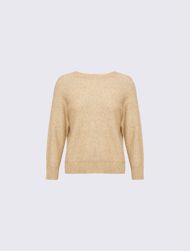 Sequinned jumper Marella