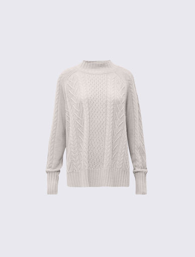 Pullover in Boxy-Fit Marella
