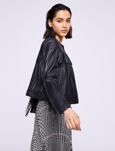 Fringe jacket Marella