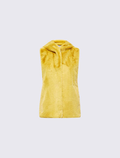 Reversible sleeveless jacket Marella