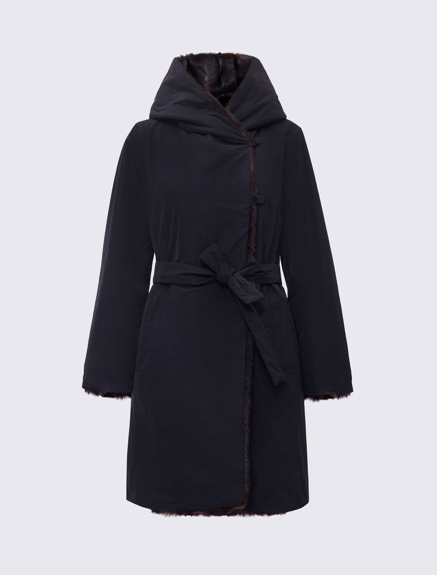 Reversible coat Marella