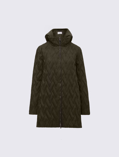 Quilted padded jacket Marella