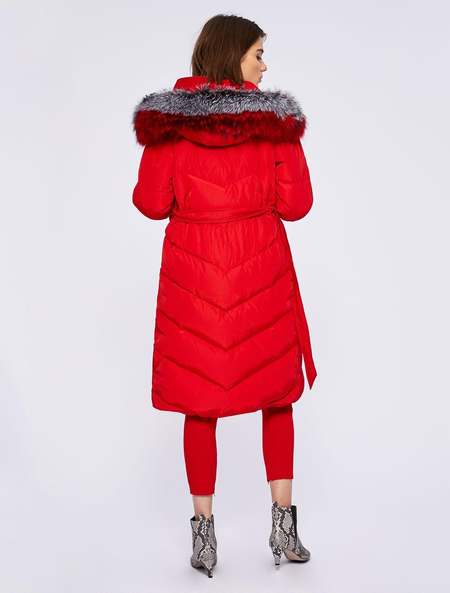 Long down coat Marella