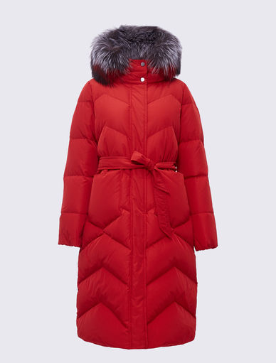 Long down coat Marella