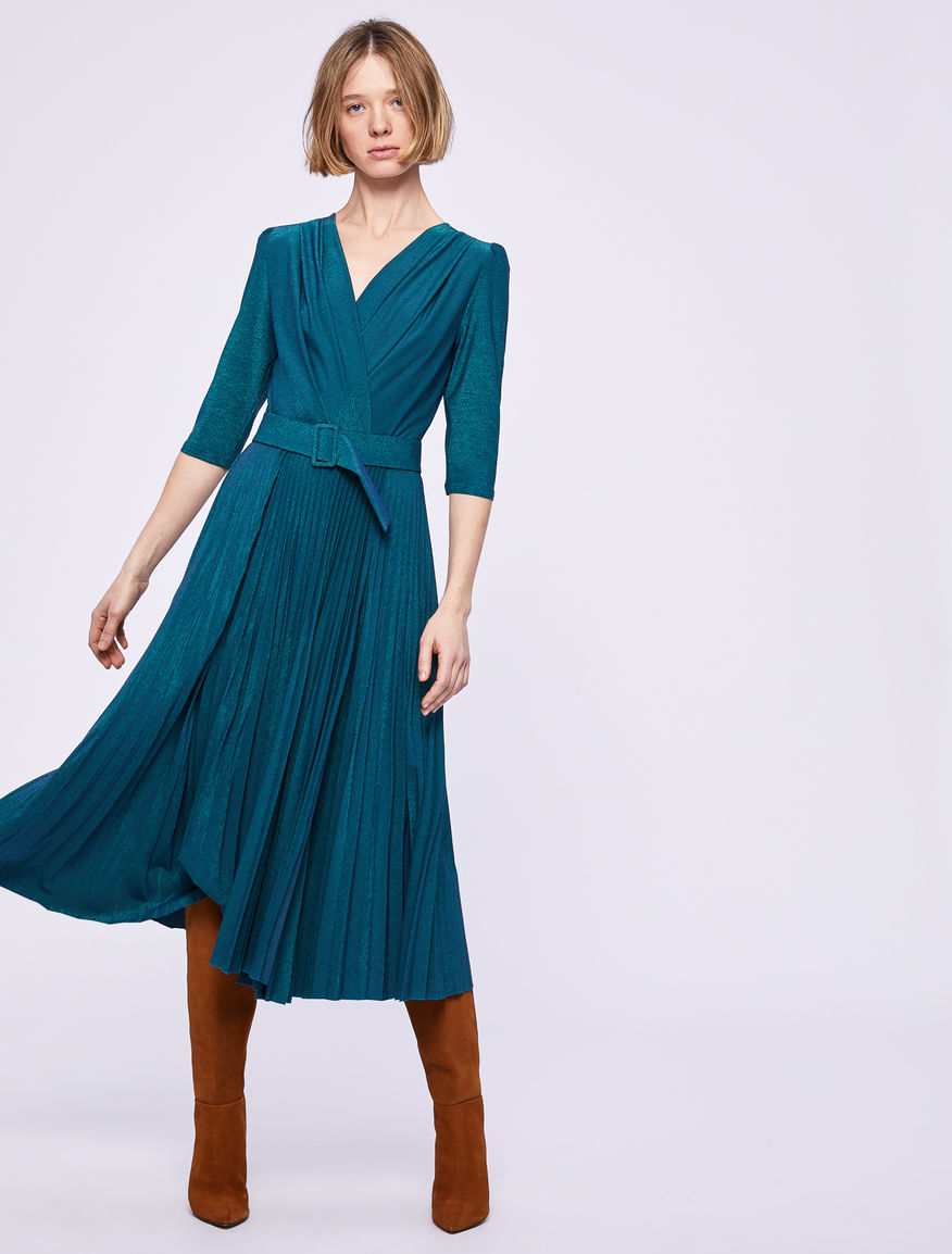 Pleated dress Marella