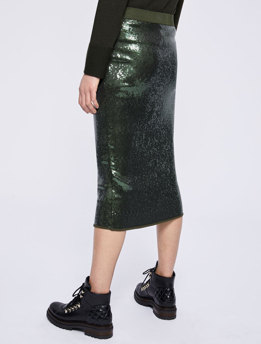 Sequinned skirt Marella