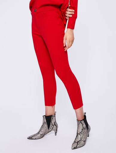 Jeggings de punto Marella