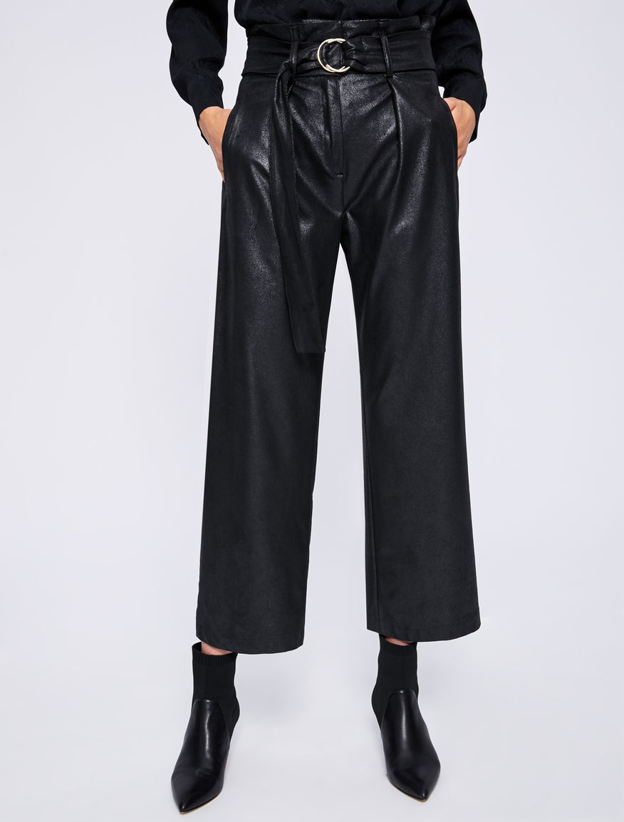 Belted trousers Marella