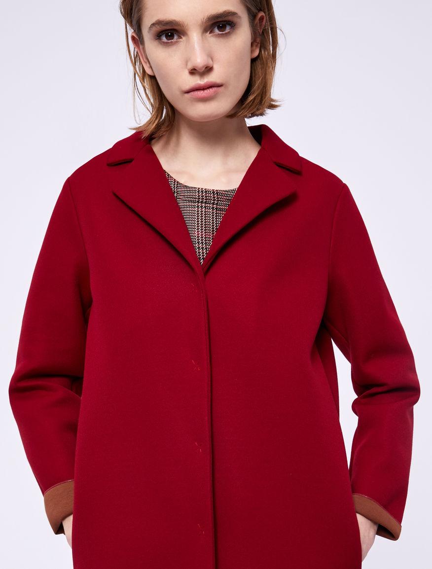 Jersey coat Marella