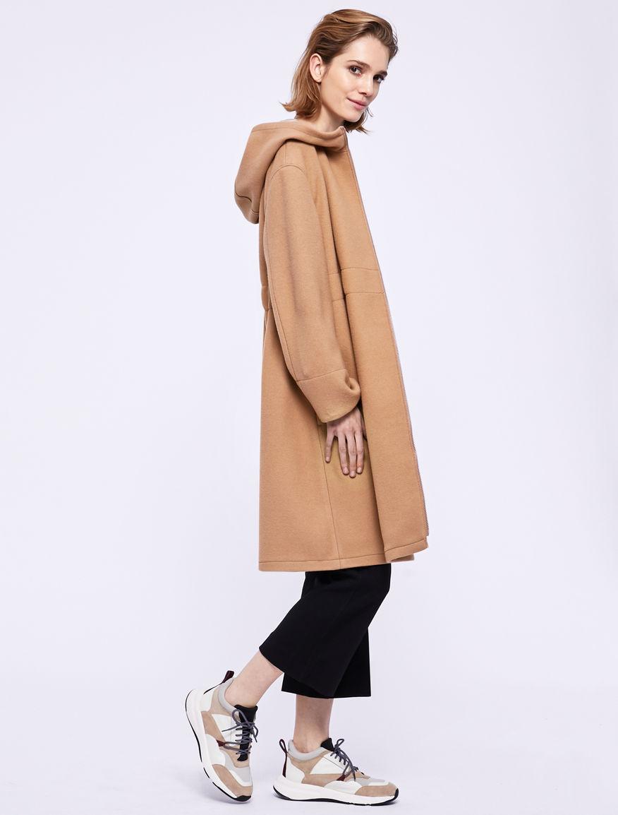 Wool parka Marella