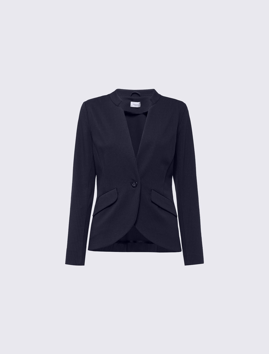Pinstripe blazer Marella
