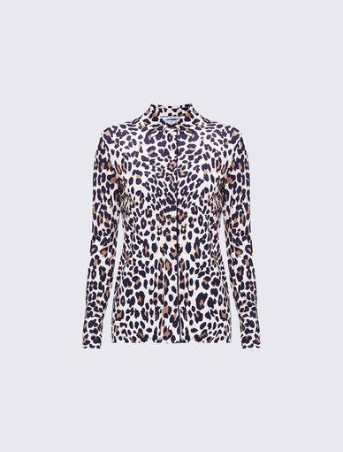 Animal print shirt Marella
