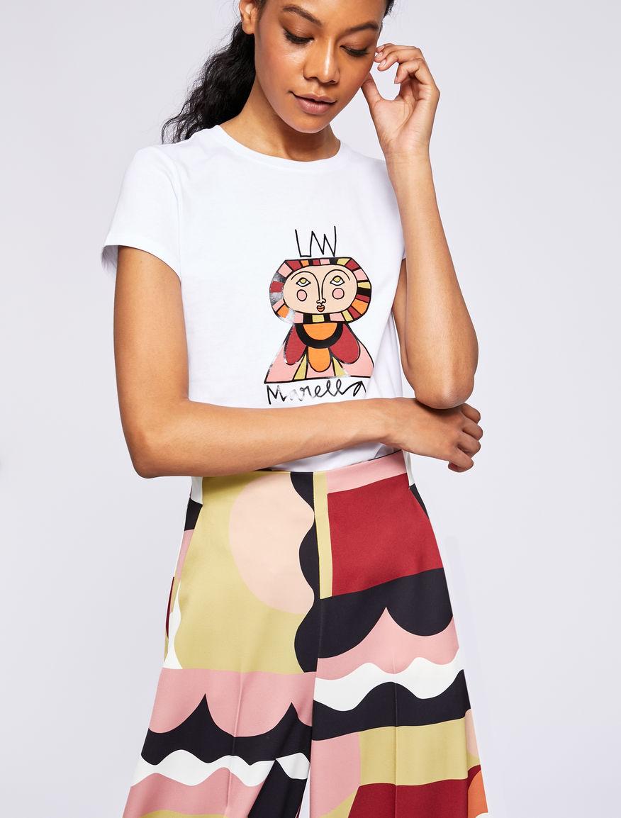 T-shirt LW x ART.365 Marella