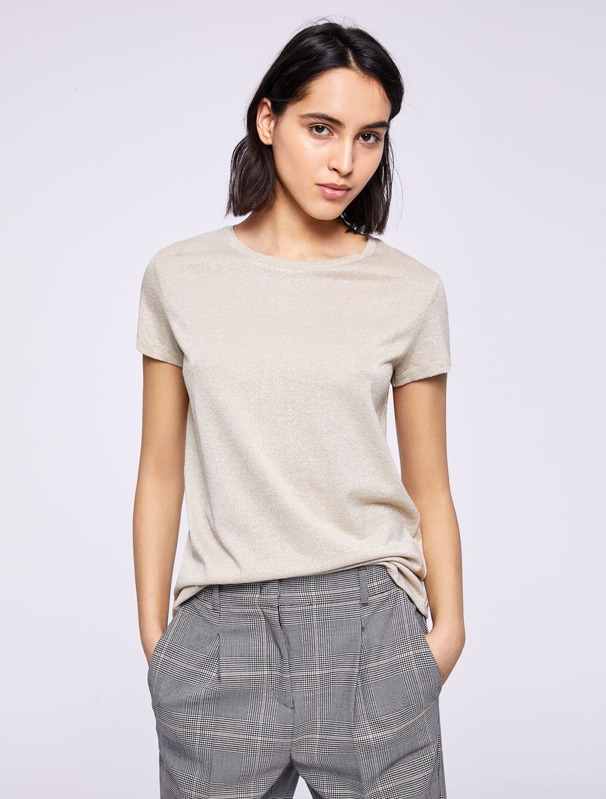 T-shirt lurex Marella
