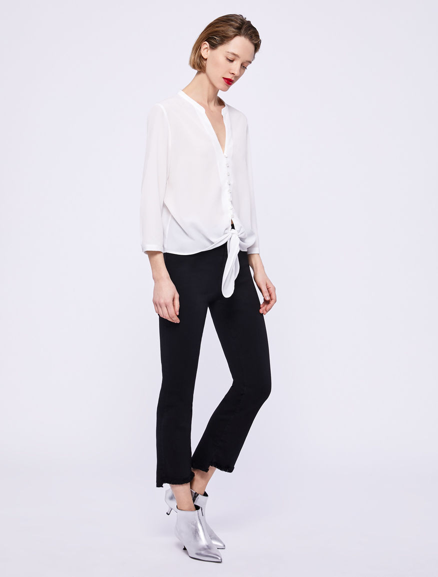 Shirt with knot Marella