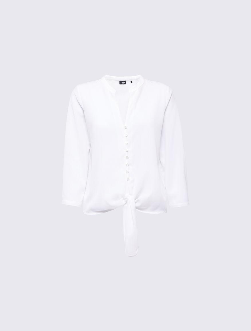 Camicia con nodo Marella