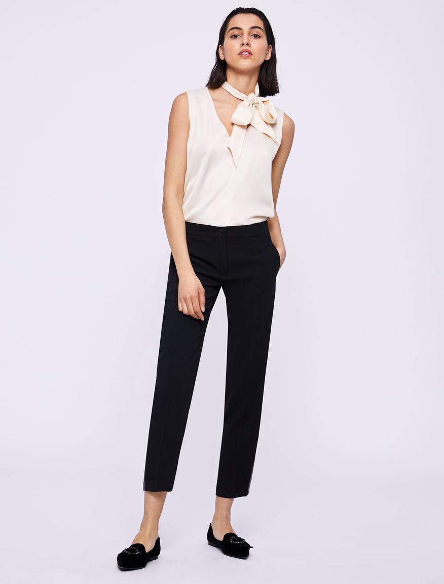 Stripe trousers Marella