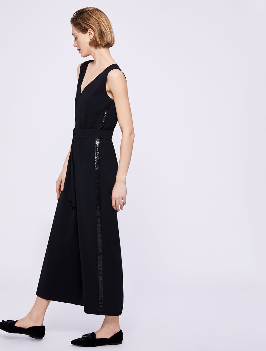 Jumpsuit with stripe Marella