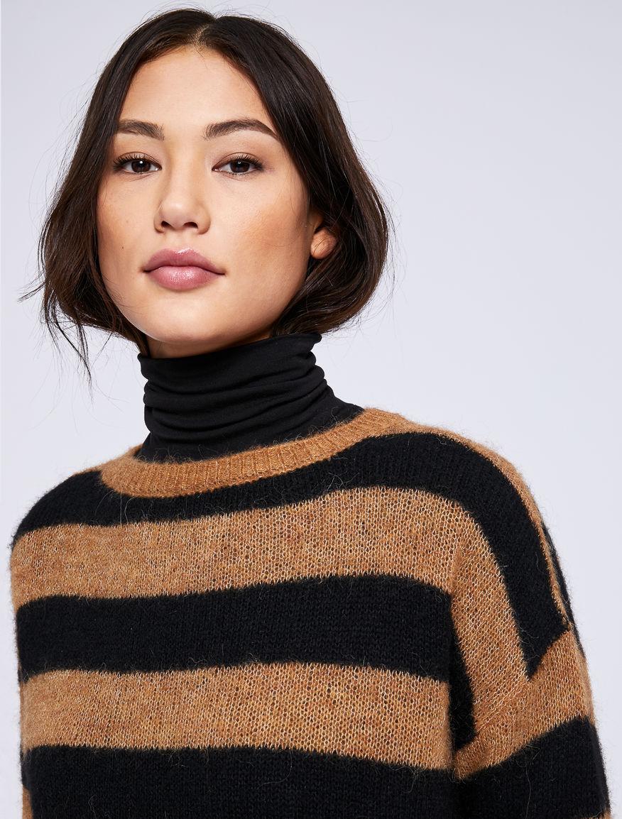 Alpaca wool-blend jumper Marella