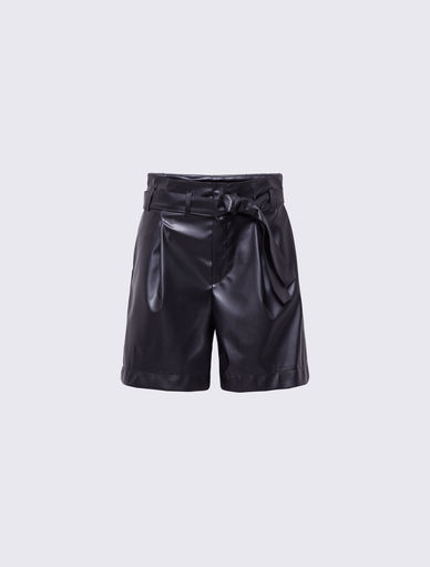 High-waisted shorts Marella