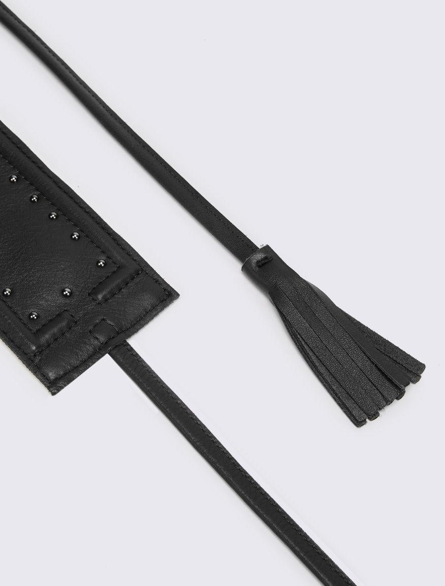 Sash belt. Marella