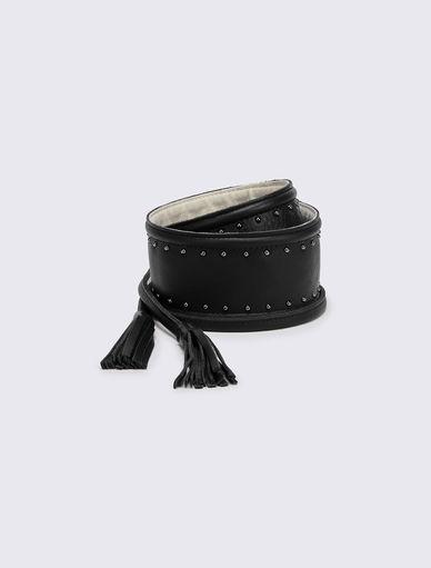 Cinturón con lazada Marella