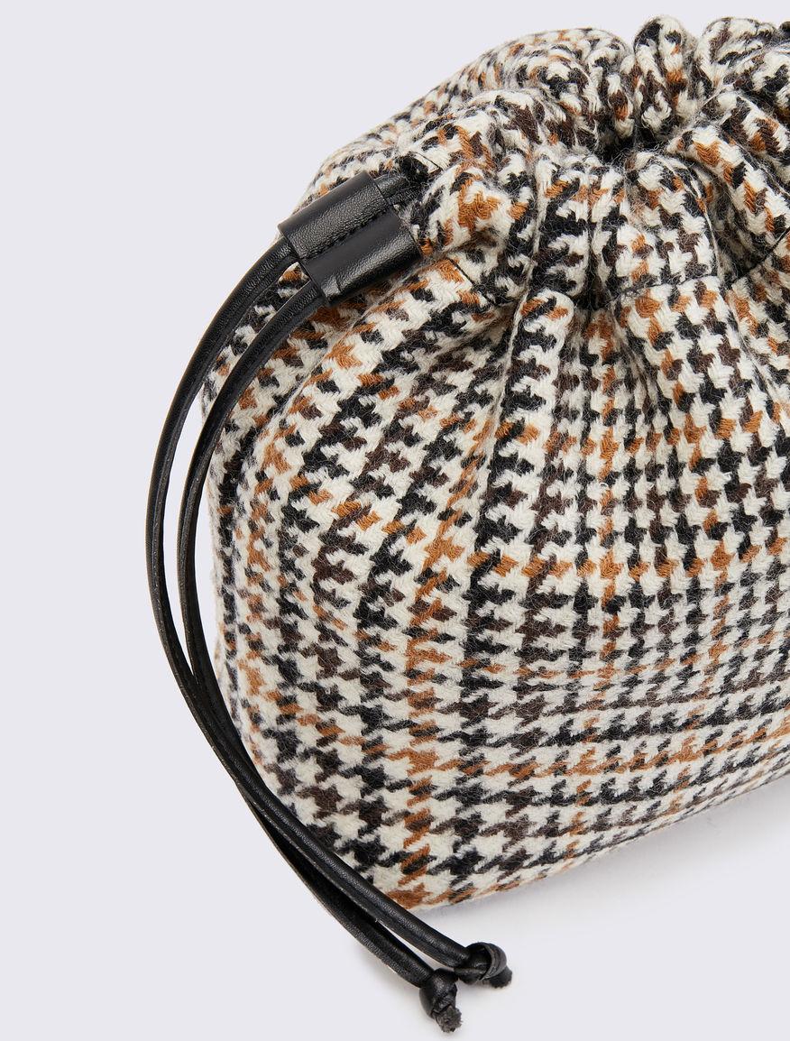 Fabric bucket bag Marella