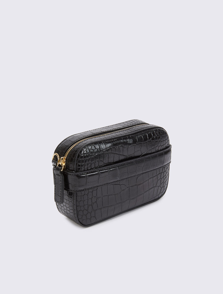Leather bum bag Marella