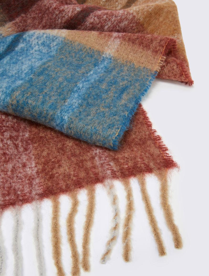 Tartan scarf Marella