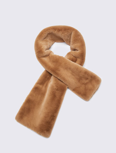 Faux fur scarf Marella