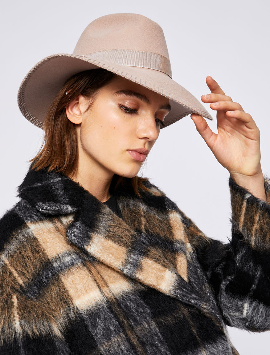 Sombrero con ala Marella