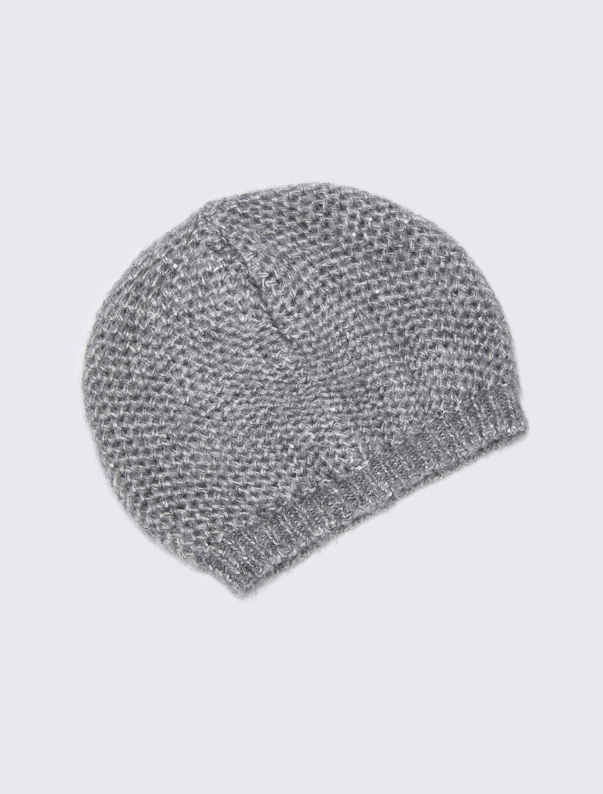 Sequinned beret Marella