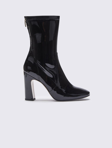 Patent leather half boots Marella