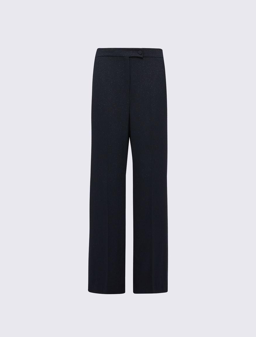 Lurex trousers Marella